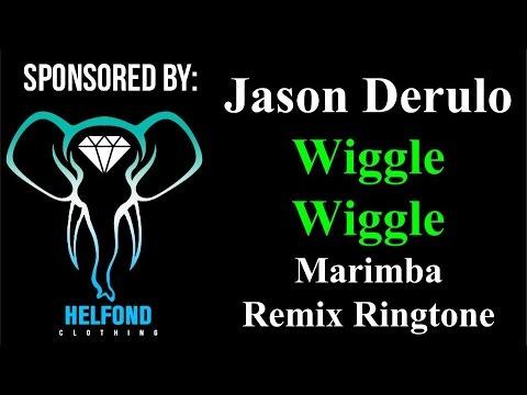 Jason Derulo - Wiggle Wiggle Marimba Remix Ringtone and Alert