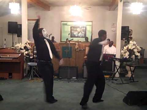 God's Favor Mime Ministry - Justified