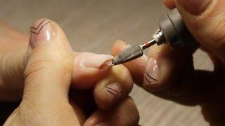 Gel nails correction | Коррекция гелевых ногтей