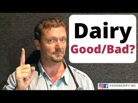 Drinking Dairy (Good, Bad and Delicious) 2020