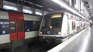 [Paris] MI2N+MS61+MI84 RER A - Charles de Gaulle Étoile
