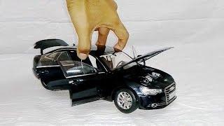 Unboxing of Audi A6L 1:18 Scale Diecast Model Car
