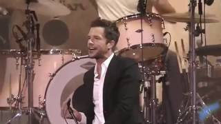 THE KILLERS - MR. BRIGHTSIDE - WYWY (World Cup of Hockey Premiere Party 2016)