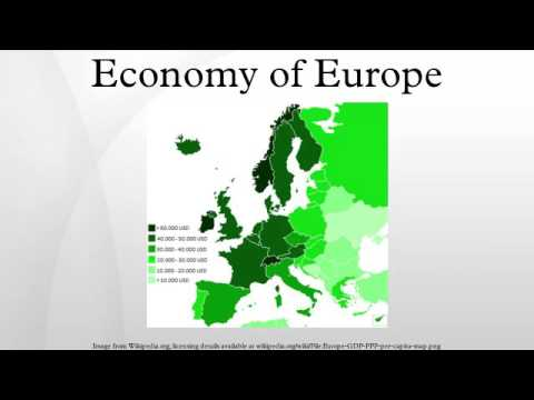 Economy of Europe