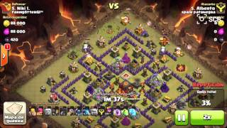 Spain Patanegra - Clash Of Clans - Clases a Juanjo