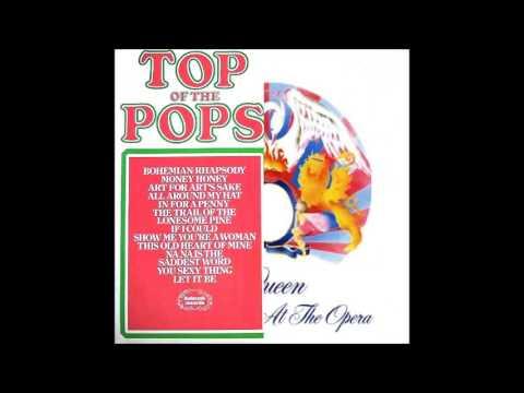 Bohemian Rhapsody - Top of the Pops vs Queen