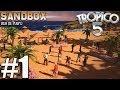 Negara Baru, Perjuangan Baru! - Tropico 5 - Indonesia #1