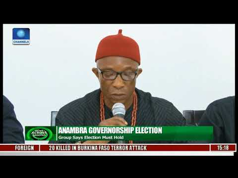 Group Faults IPOB's Call For Boycott Of Anambra Governorship Election