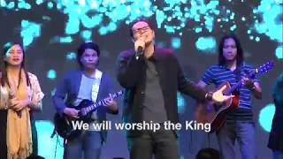 We will Worship the Lamb of Glory by Dennis Jernigan (Victory Fort Cover)