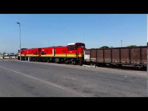 36 Class Diesel locomotives Transnet Freight Rail