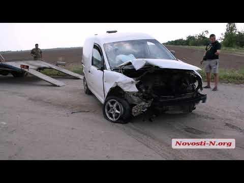 Новости-N: Видео Новости-N: дтп под Николаевом - 3 пострадавших