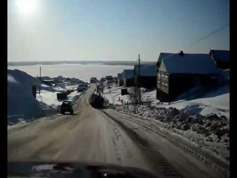 Усть-Цильма (для тех, кто давно не был дома) - YouTube