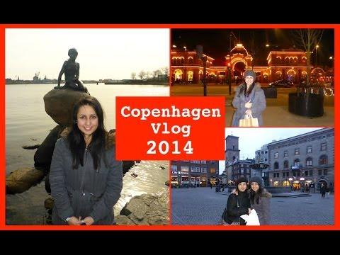 Copenhagen Vlog - March 2014