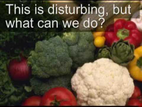 Health Alert: Genetically Modified Organisms (GMOs)