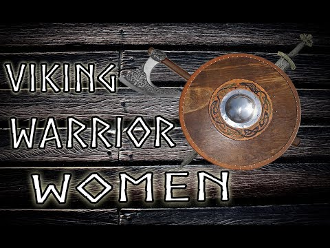 Viking warrior-women existed?