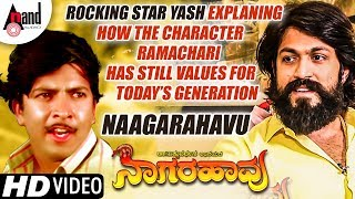 Rocking Star Yash Explaning How the Character Ramachari Has Still Values For Today's Generation