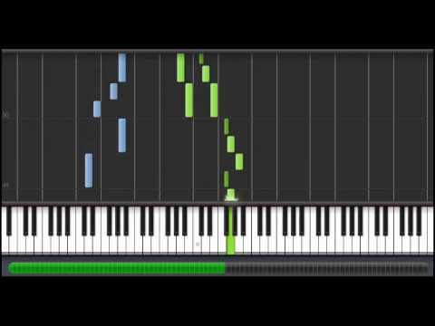 (How to Play) The Carpenters - Top of the World on Piano (100%)