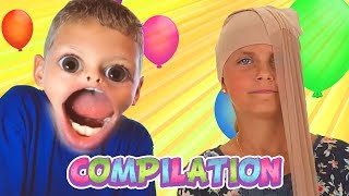 Wigglepop Minute to Win-it COMPILATION | Silly Street | WigglePop