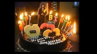 jang keun suk 28th birthday celebration