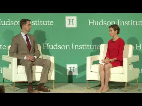 October 23, 2017: Sen. Tom Cotton Hudson Institute