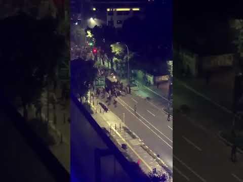 Jakarta Riot May 2019.