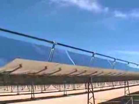 Solar Thermal Generating Station California