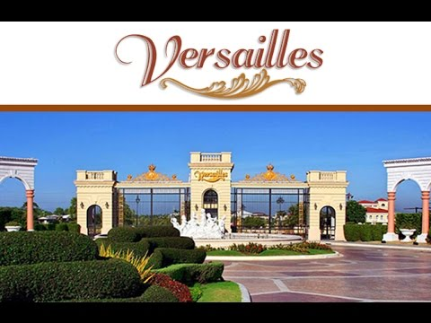 HOUSE AND LOT AT VERSAILLES  ALABANG - DAANG HARI