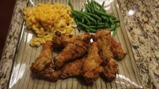 Power AirFryer XL: Part II (frying chicken... the REAL test!)