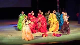 """Нсэт """"Дива""""Цыганский танец"""