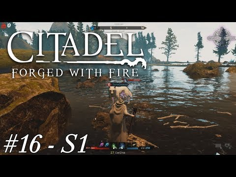 Citadel Forged with Fire - New Clothes,New Tame, Ground Mount  - #16 - S1