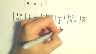 Equation of a Plane Passing Through 3 Three Points thumbnail