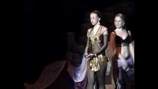 Спектакль часть 2 (Золотая антилопа, тарантелла)