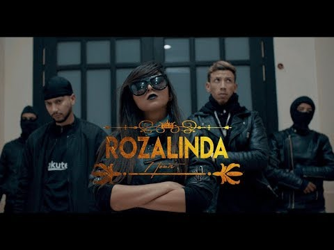 7-Toun - ROZALINDA ( OFFICIEL MUSIC VIDEO ) By Achraf Mounaji