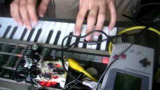 LSDJ-MC2 -- LSDJ MIDI Adapter - Full MIDI demo