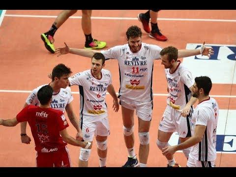 #Pallavolo SuperLega - Milano-Padova 3-1: highlights