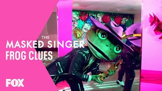 The Clues: Frog | Season 3 Ep. 16 | THE MASKED SINGER