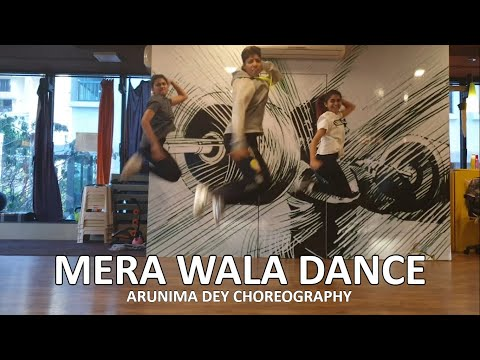 Mera Wala Dance | Simmba | Neha Kakkar, Nakash A | Dancepeople | Arunima Dey Choreography