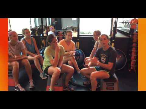 Orange Theory Fitness- Winterpark High School Girls Row Team