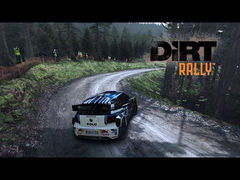 DiRT Rally - Fferm Wynt - Volkswagen Polo R WRC - WR 02:44:976