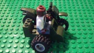 Коляска для мотоцикла из Lego(Самоделка, коляска для мотоцикла из Lego Костя Smileman (создатель канала Самоделок ) http://vk.com/smileman19 Коляска для..., 2013-06-08T14:49:01.000Z)
