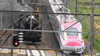 2018 鉄道映像集 在来線編 E353系・E6系・SLこまち Train video collection