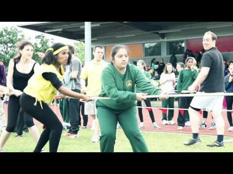 St Marylebone School Sports Day 2012