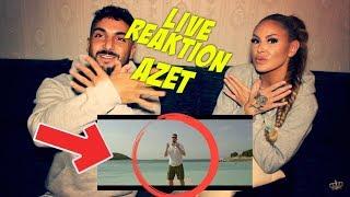 AZET  Überlebt (live Reaktion)  Lishaamp;Lou
