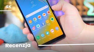 """Samsung Galaxy A7 2018 Recenzja """"Udany przepis na trzy obiektywy?"""""""