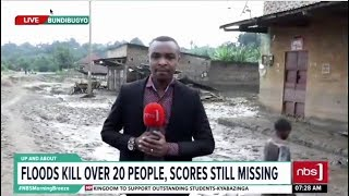 Floods kill over 20 people, scores still missing| NBS Up and About