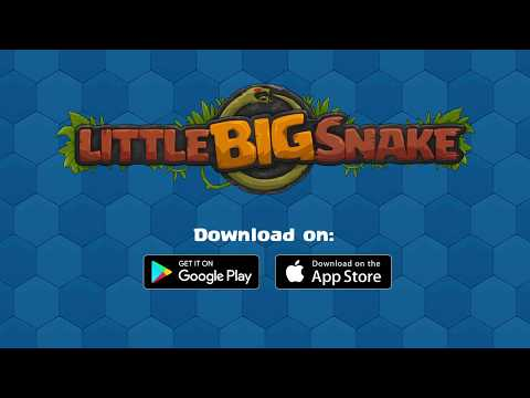 Little Big Snake For PC/ Computer Windows [10/ 8/ 8.1/ 7/ XP]
