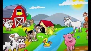 #Детская песенка мультик #Голоса животных