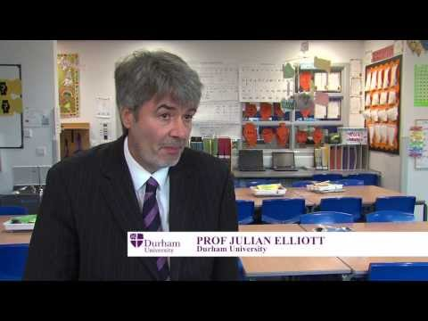 The Dyslexia Debate - Professor Joe Elliott