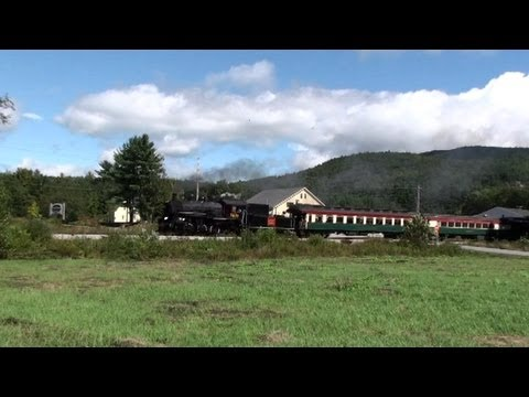 Conway Scenic Railroad Railfans' Weekend 2013