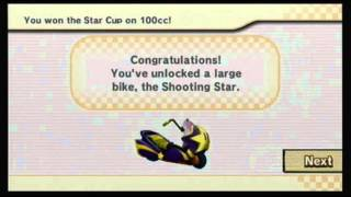 Mario Kart Wii All Unlocked Video English Short Version
